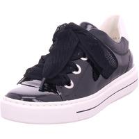 Schuhe Damen Sneaker Low Ara COURTYARD SCHWARZ,WEISS
