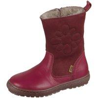 Schuhe Mädchen Stiefel Bisgaard Gummistiefel 61056.219-802 bordeaux Leder 61056.219-802 rot