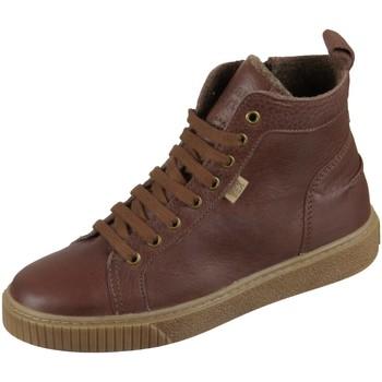 Schuhe Jungen Boots Bisgaard High 61806.219-306 brown 61806.219-306 braun