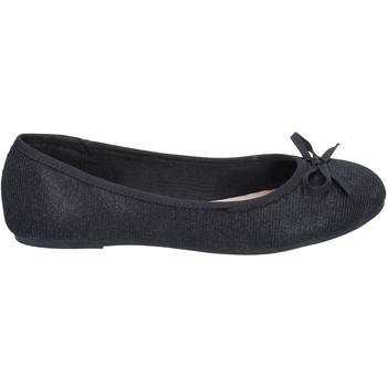Schuhe Damen Ballerinas Sara Lopez ballerinas textil schwarz
