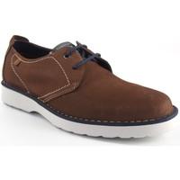 Schuhe Herren Derby-Schuhe Baerchi 3670 Leder Braun