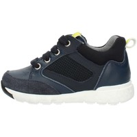 Schuhe Kinder Sneaker High Nero Giardini A923730M Blau