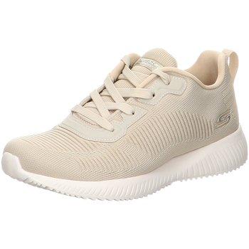 Schuhe Damen Sneaker Low Bobs Schnuerschuhe Schnürhalbschuh  Squad-Tough Talk 32504/NAT beige