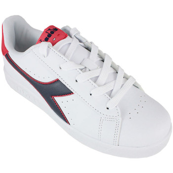 Schuhe Kinder Sneaker Low Diadora game p gs c8627 Rot