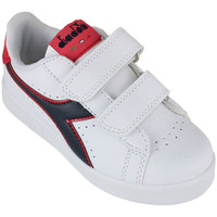 Schuhe Kinder Sneaker Low Diadora game p ps c8627 Rot