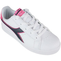 Schuhe Kinder Sneaker Low Diadora game p gs c8593 Rose
