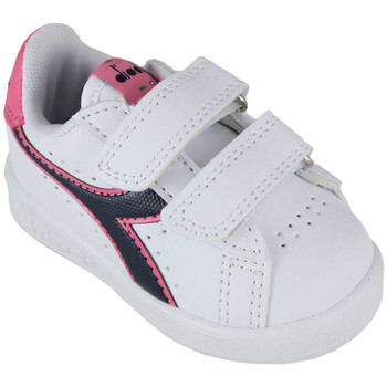 Schuhe Kinder Sneaker Low Diadora game p td c8593 Rose