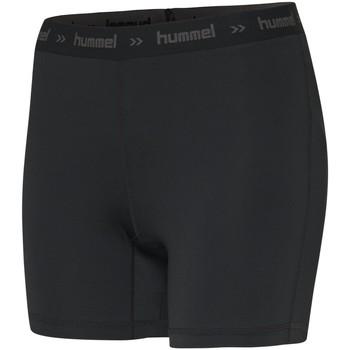 Kleidung Damen Shorts / Bermudas Hummel Short femme  Perofmance Hipster noir