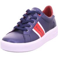 Schuhe Damen Sneaker Low Bugatti Kelli blau