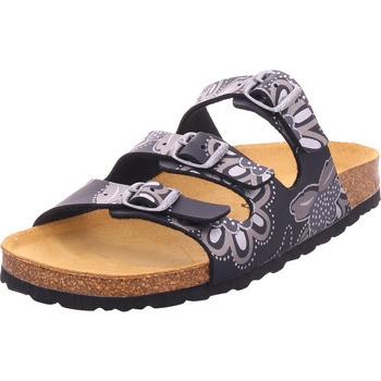 Schuhe Damen Pantoffel Bold - 0001.922 schwarz