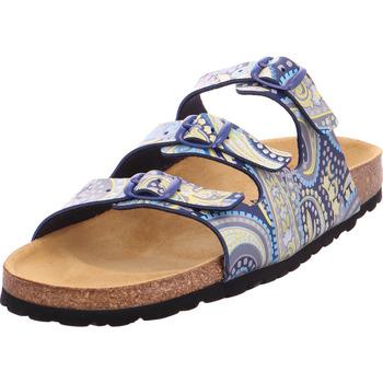 Schuhe Damen Pantoffel Bold - 0001.1187 blau