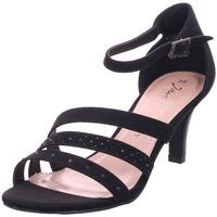 Schuhe Damen Sandalen / Sandaletten Idana - 283745000/007 BLACK 007