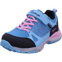 Schuhe Damen Wanderschuhe Kastinger - 22522-456 blau