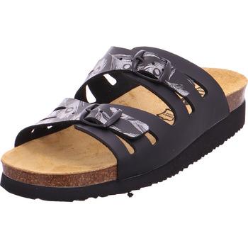 Schuhe Damen Pantoffel Bold - 0013-65 schwarz