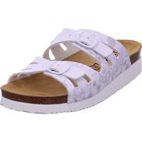 Schuhe Damen Pantoffel Bold - 0013 weiß