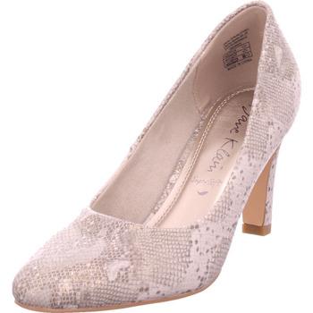 Schuhe Damen Pumps Idana Pumps ab 50mm/Pumps ab 70 mm P BEIGE 407