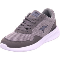 Schuhe Damen Sneaker Low Kangaroos KL-A Essent steel grey/jet black 2019