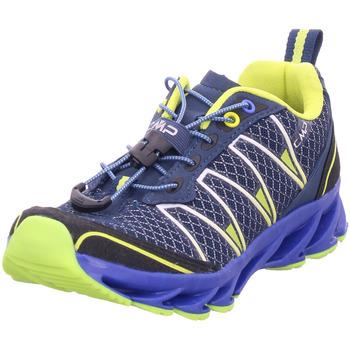 Schuhe Wanderschuhe Cmp Kids Altak Trail Shoe cosmo-limeade
