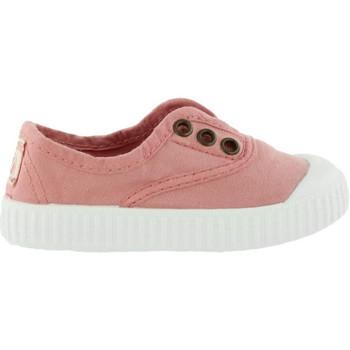 Schuhe Kinder Sneaker Low Victoria 106627 Beige
