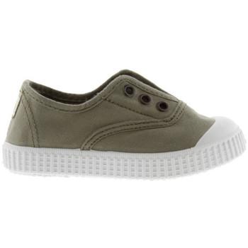 Schuhe Kinder Sneaker Low Victoria 106627 Grün