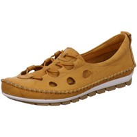 Schuhe Damen Slipper Gemini Slipper 003115-01/006 braun