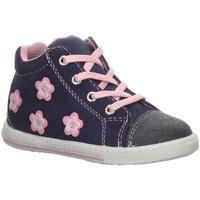 Schuhe Mädchen Boots Lurchi Maedchen 331467722 B 33-14677-22 blau