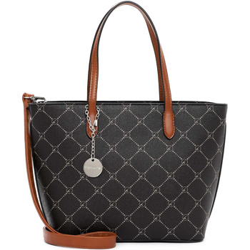 Taschen Damen Shopper / Einkaufstasche Tamaris Shopper Anastasia black 100