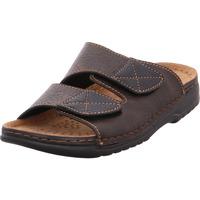 Schuhe Herren Pantoffel Bold - 3516-WK63 braun