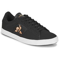 Schuhe Damen Sneaker Low Le Coq Sportif ELSA Schwarz / Rose