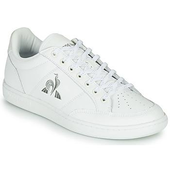 Schuhe Damen Sneaker Low Le Coq Sportif COURT CLAY W Weiss