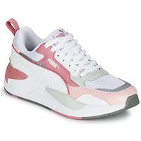 Schuhe Damen Sneaker Low Puma X-RAY 2 Weiss / Rose