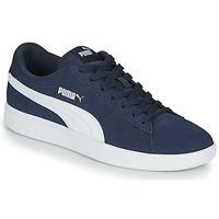 Schuhe Herren Sneaker Low Puma SMASH Marine