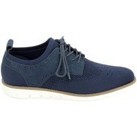 Schuhe Herren Derby-Schuhe & Richelieu Schmoove Echo Derby Marine Blau