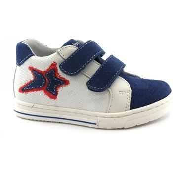 Schuhe Jungen Sneaker Low Balocchi BAL-E20-103289-BL-a Bianco