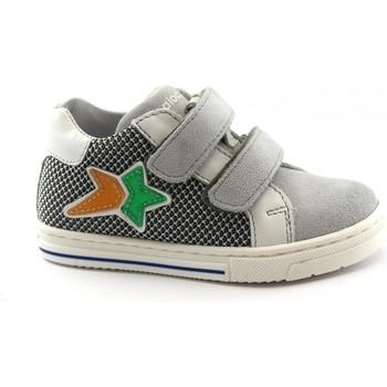 Schuhe Jungen Sneaker Low Balocchi BAL-E20-103292-CE-a Grigio