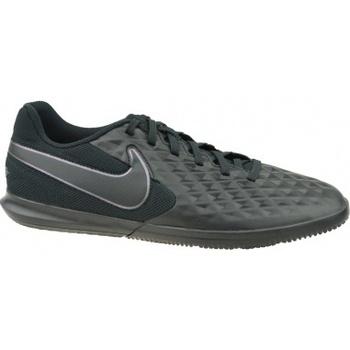Schuhe Herren Indoorschuhe Nike Tiempo Legend 8 Club IC Schwarz