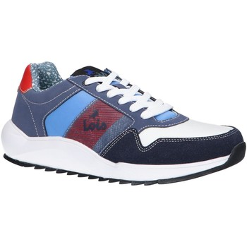 Schuhe Herren Multisportschuhe Lois 84935 Azul