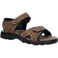 Schuhe Herren Sandalen / Sandaletten Lois 86048 Marrón