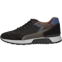 Schuhe Herren Sneaker Low Nero Giardini A901181U Schwarz