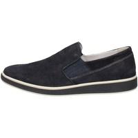 Schuhe Herren Slipper IgI&CO 51082/00 BLUE