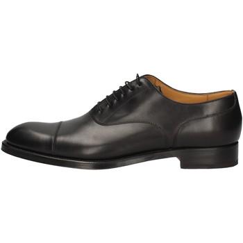 Schuhe Herren Derby-Schuhe Campanile 9408 BLACK
