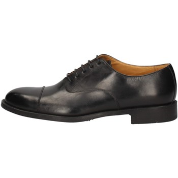 Schuhe Herren Derby-Schuhe Campanile 2551 BLACK