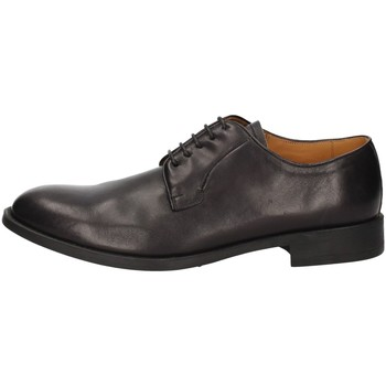 Schuhe Herren Derby-Schuhe Campanile 2637 BLACK