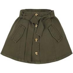 Kleidung Mädchen Shorts / Bermudas Mayoral Falda sarga Verde grün