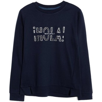 Kleidung Mädchen Sweatshirts Mayoral Pullover punto roma Marino blue
