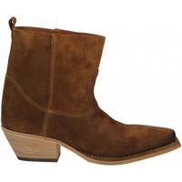 Schuhe Damen Low Boots Vic SENSORY tabacco