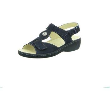 Schuhe Damen Sandalen / Sandaletten Longo Sandaletten Sandaletten 1008912 blau