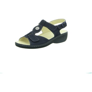 Schuhe Damen Sandalen / Sandaletten Longo Sandaletten Wörishofen 1008912 8 blau