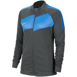 Kleidung Damen Trainingsjacken Nike Sport Dry Academy 20 Trackjacket Women BV6932-060 grau