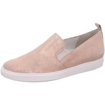Schuhe Damen Slip on Paul Green Slipper 4246-071 rosa